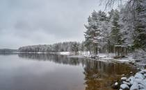 Karelian winter